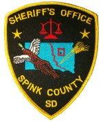 image of Spink County Sheriff Department Badge