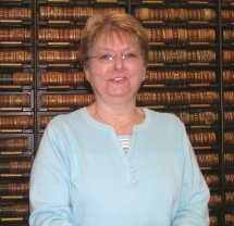 Sharon Jungwirth, Spink County Register of Deeds